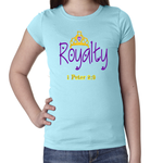 Girl's Royalty tee