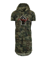 United Front Long Body Hoodie