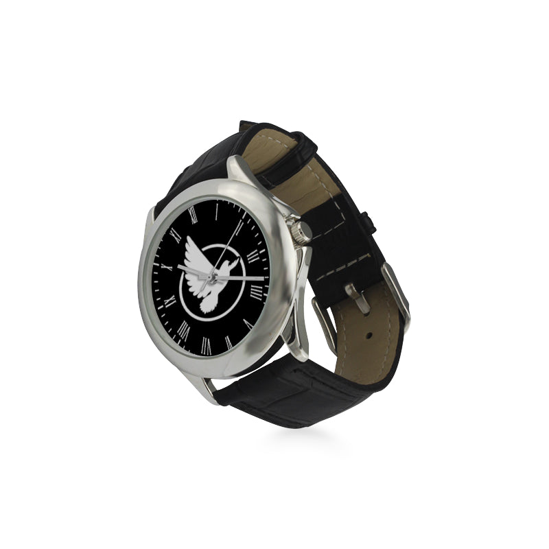 Kairos Leather Band Watch