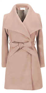 Duchess Wrap Coat