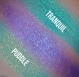 PUDDLE - Pressed PolyChromatic Highlighter / Eyeshadow