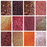 REDS - eyeshadow SAMPLES
