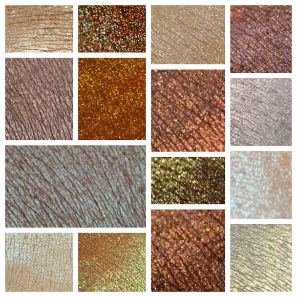 BROWNS - eyeshadow SAMPLES