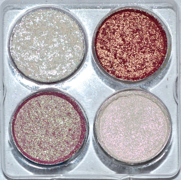 CUSTOM Pressed Eyeshadow SAMPLE Palette - CREATE YOUR OWN