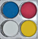 """Primary"" Pressed Eyeshadow SAMPLE Palette"
