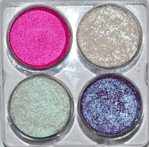 """Spring Fling"" Pressed Eyeshadow SAMPLE Palette"