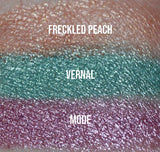 FRECKLED PEACH - Pressed PolyChromatic Highlighter / Eyeshadow
