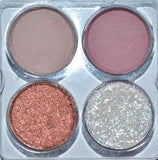 """Emma"" Pressed Eyeshadow SAMPLE palette"