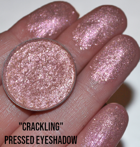 Crackling - Pressed duochrome Eyeshadow
