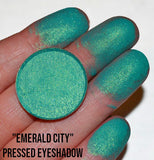 Emerald City  - Pressed duochrome Eyeshadow