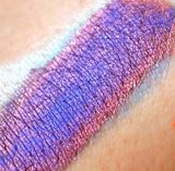 Hocus Pocus-  eyeshadow - duchrome red blue