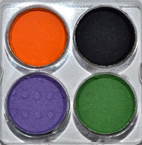 """Frank"" Pressed Eyeshadow SAMPLE Palette"