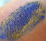 Macabre Moon -  eyeshadow - duochrome blue gold - LIMITED-EDITION Hallowen 13 Collection