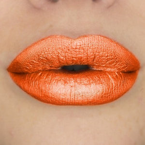 OH MY GOURD  - Metallic Matte Lip Lacquer -  HALLOWEEN '19