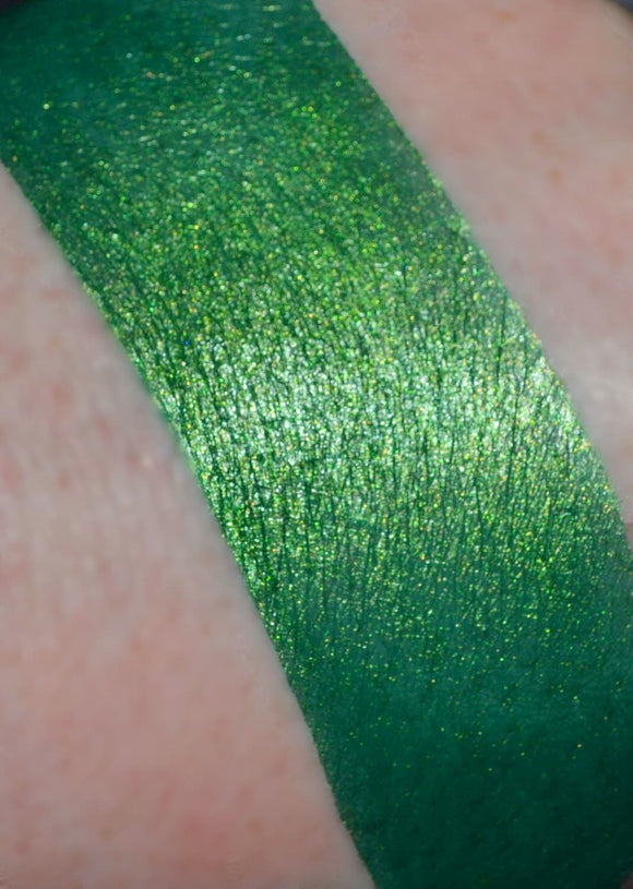 EVERGREEN - Duochrome Matte Lip Lacquer - Holiday 2018 LE