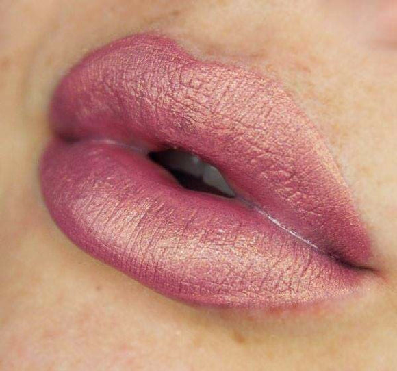 FIRESIDE - Duochrome Matte Lip Lacquer - Holiday 2018 LE
