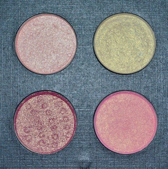 JUST PEACHY Pressed Eyeshadow Palette