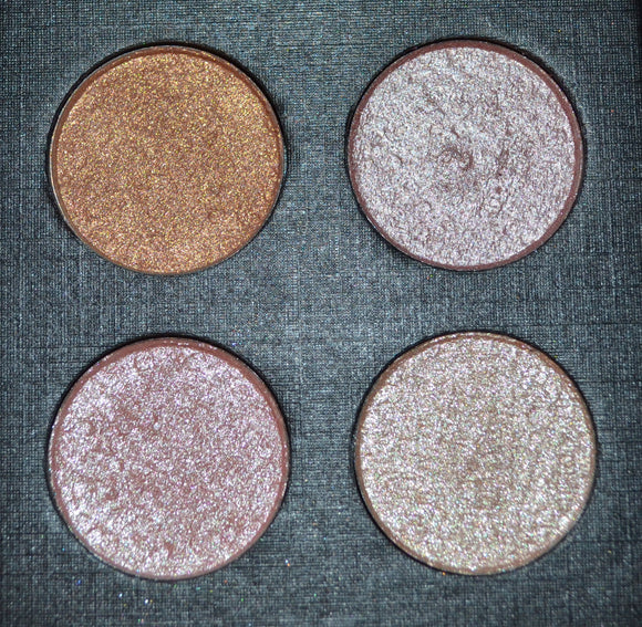 NATURAL Pressed Highlighter Palette
