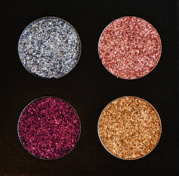 CUSTOM Pressed Glitter Palette - CREATE YOUR OWN