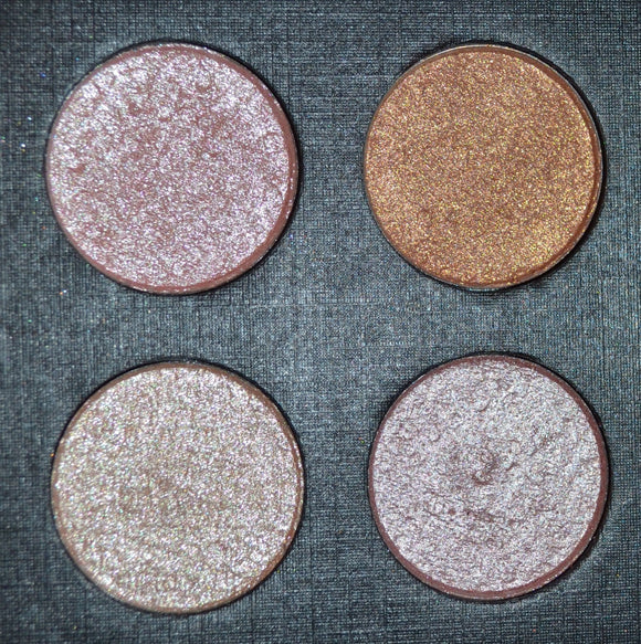 CUSTOM Pressed Highlighter Palette - CREATE YOUR OWN