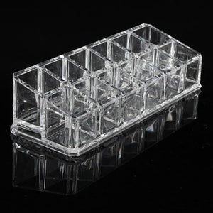 12 compartment lipstick / cosmetic organizer