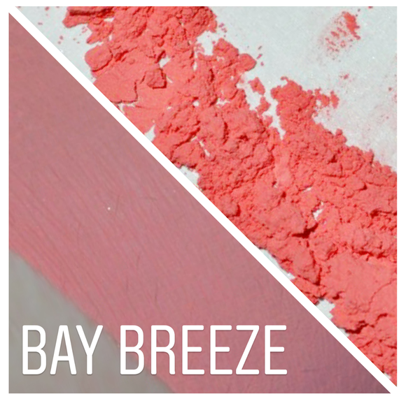 BAY BREEZE - silk matte eyeshadow - Happy Hour eyeshadow collection