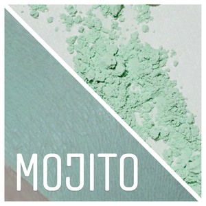MOJITO - silk matte eyeshadow - Happy Hour eyeshadow collection