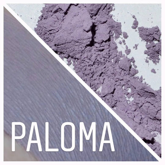 PALOMA - silk matte eyeshadow - Happy Hour eyeshadow collection
