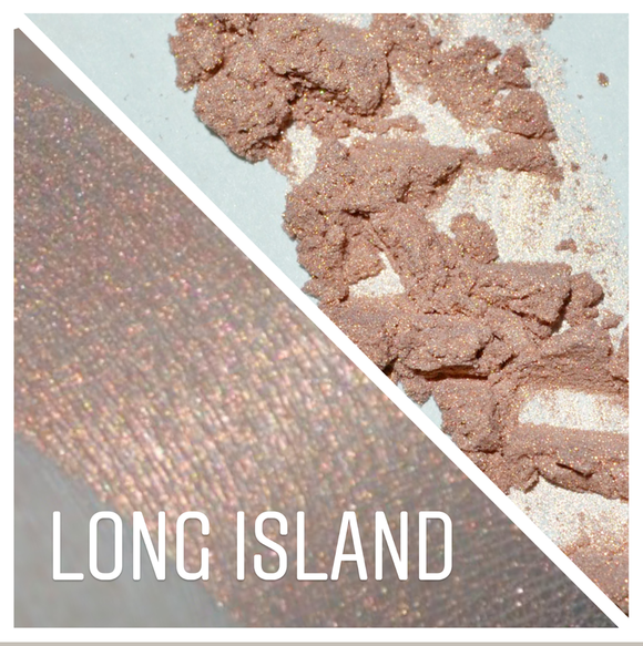 LONG ISLAND - eyeshadow - Happy Hour eyeshadow collection