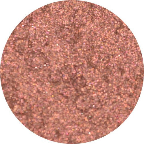 LONG ISLAND - Pressed Highlighter / Eyeshadow - iridescent copper