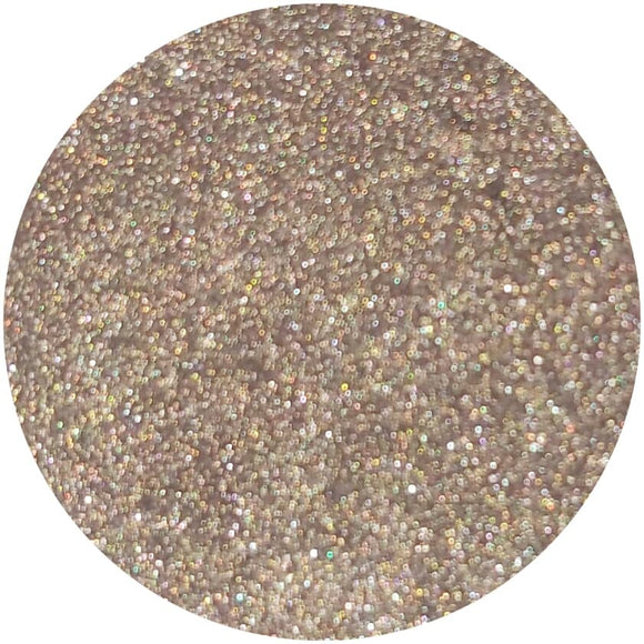 GIN FIZZ - Pressed Highlighter / Eyeshadow - metallic gold/champagne