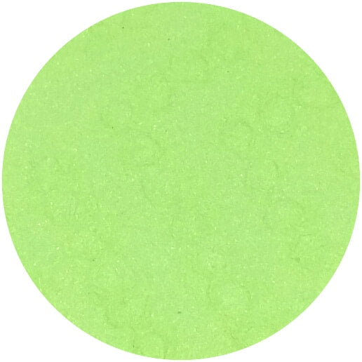 PIPPIN - Pressed Eyeshadow - matte lime green