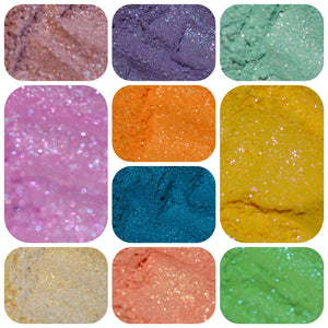 """HONEYDUKES"" Eyeshadow Collection FULLSIZE SET"