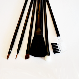 6 Piece Brush Set