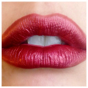 Tough Love - Metaluxe metallic lipstick
