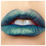 Toy Store Cowboy -  Metaluxe  metallic lipstick - duochrome blue gold green