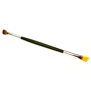 Dual Ended Eye Brush