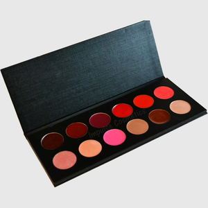 Deluxe Custom Lipstick Palette-- choose your shades