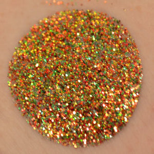 FALLING LEAVES - Cosmetic Glitter Eyeshadow