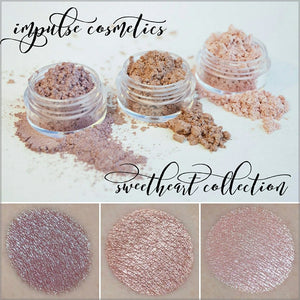 SWEETHEART Eyeshadow Trio/Collection - 3 shades