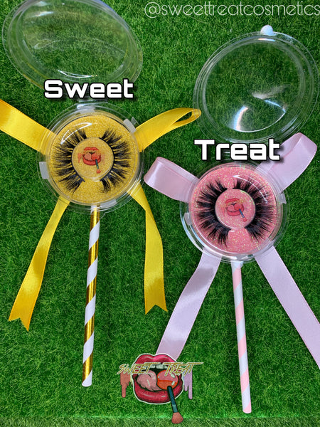 Sweet Treat Signature Lash Pops