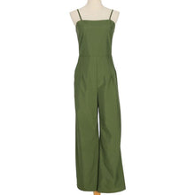 Load image into Gallery viewer, JOJORUBY Sling Sexy Wide Leg Jumpsuit