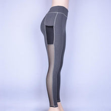 Load image into Gallery viewer, JOJORUBY Fashion Solid Color Slim Splice Yoga Sport Pants