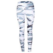 Load image into Gallery viewer, JOJORUBY Fashion Camouflage Slim Sport Yoga Pants