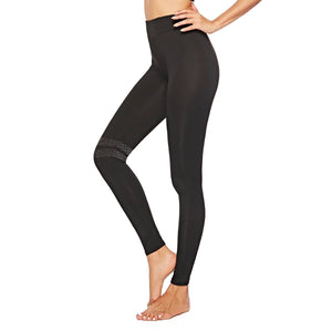 JOJORUBY Fashion Splicing Yoga Leggings Pants