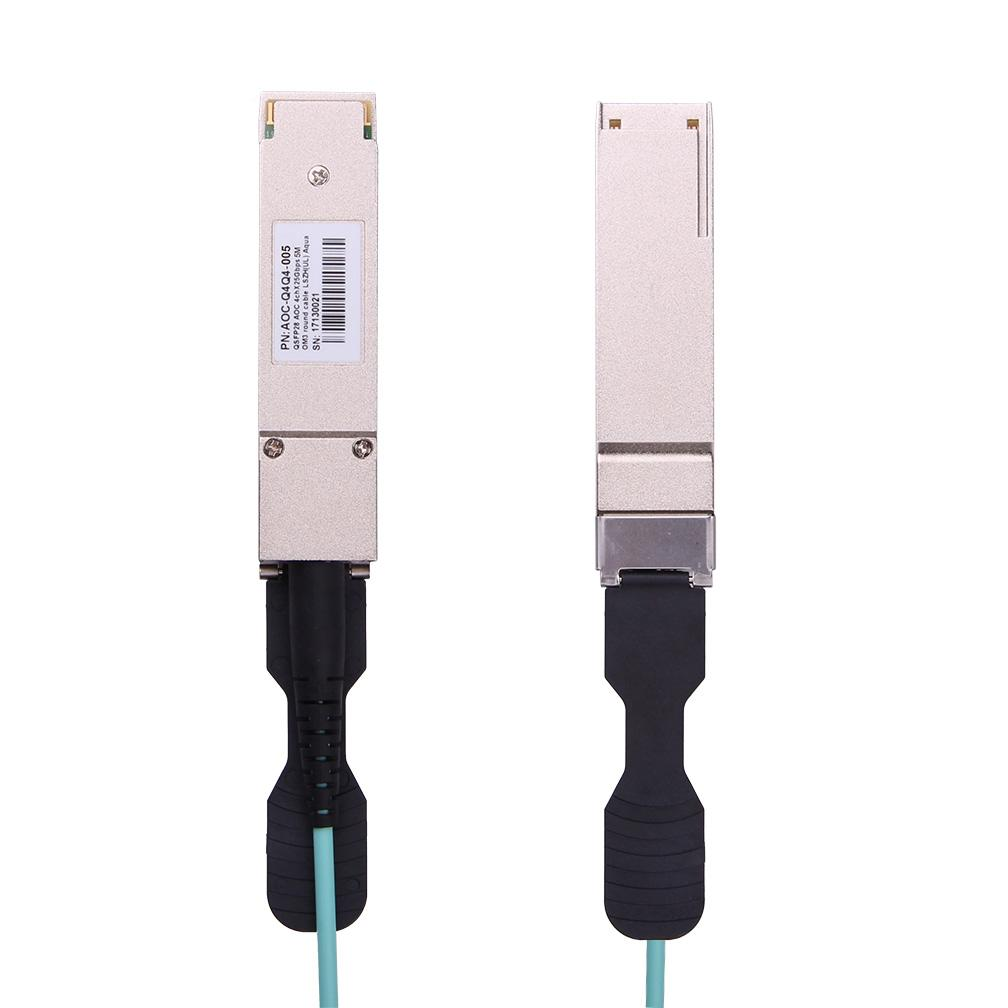 QSFP28 100Gbps AOC(Active Optical Cable), Passive