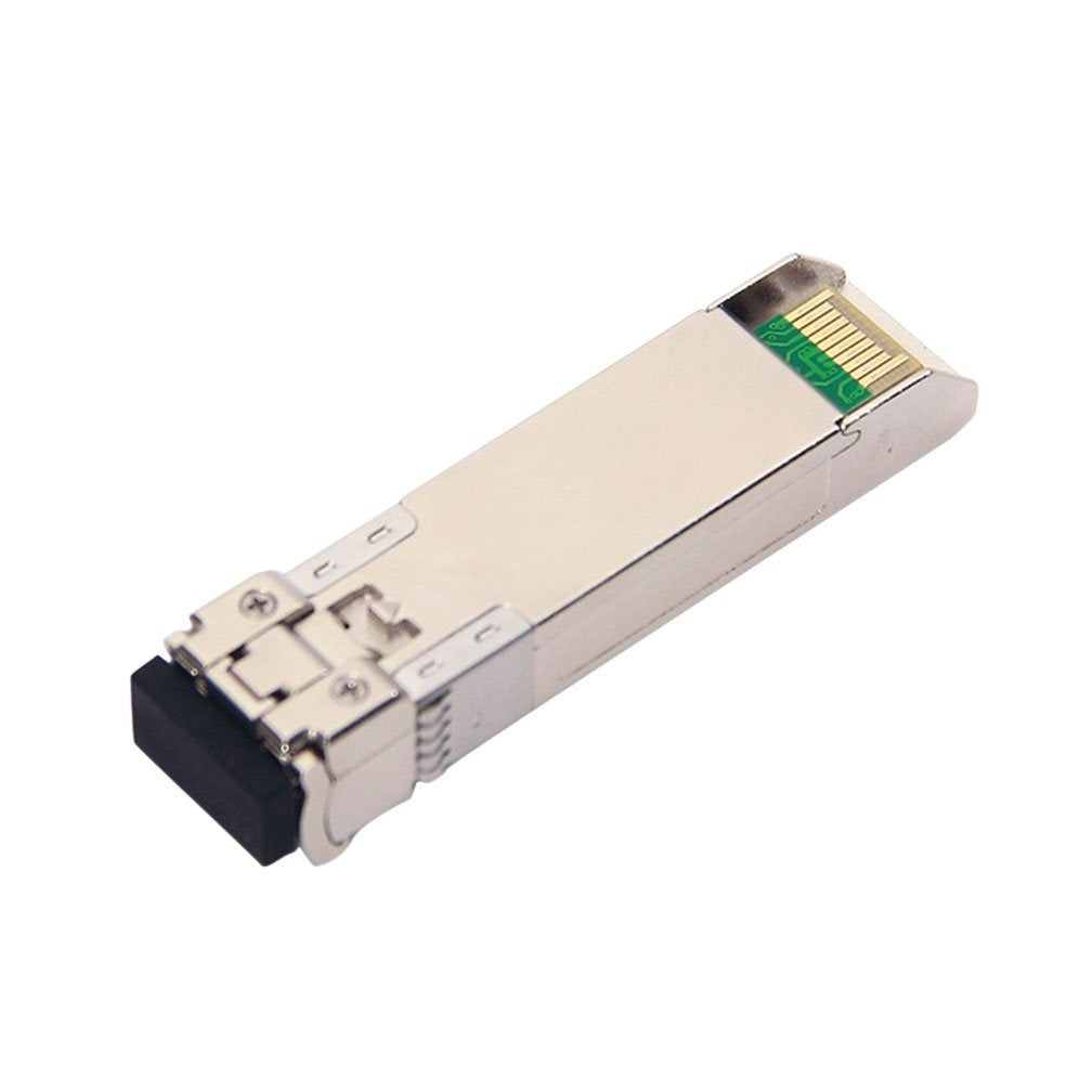 10GBASE-ZR SFP+ transceiver, SMF, 1550-nm, up to 80-km