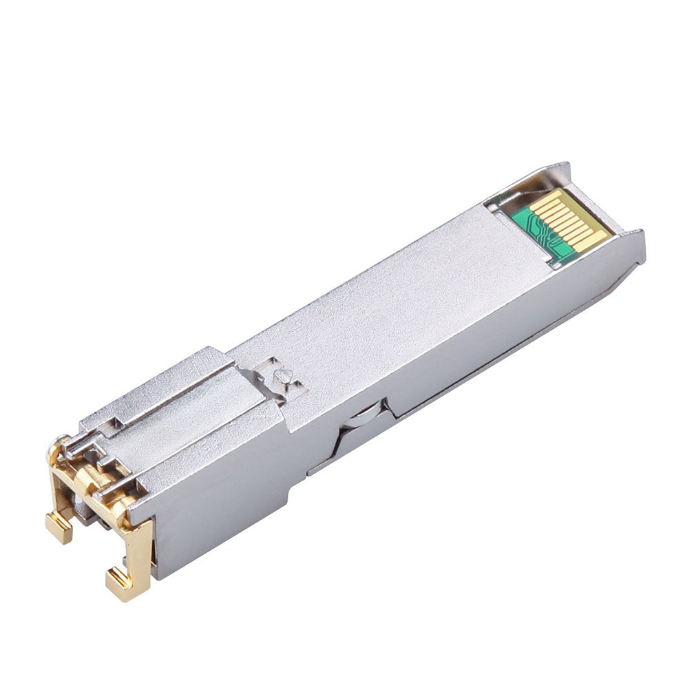 10GBASE-T SFP+ Copper Transceiver, RJ-45, 30-m