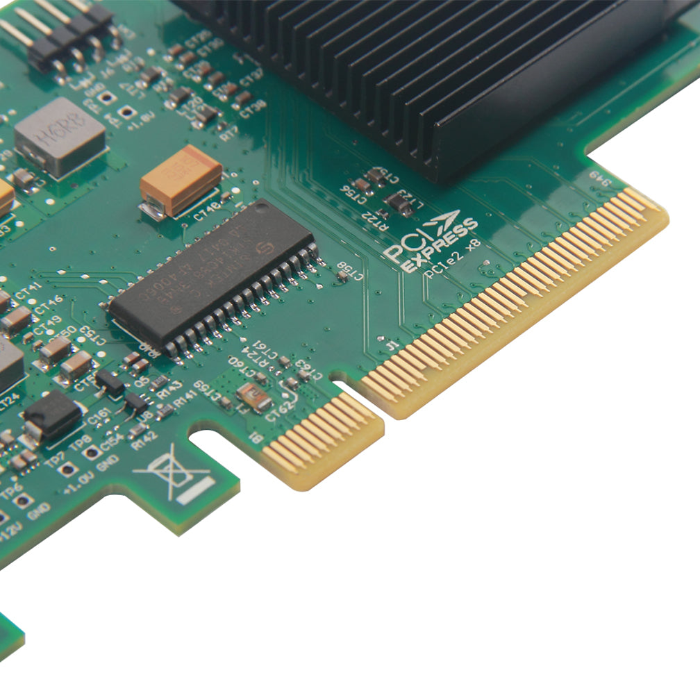 6Gb/s Internal/External PCI Express SAS/SATA HBA RAID Controller Card