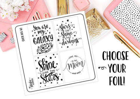 FOILED - Quote Box #8 Overlay - thestickiecommittee